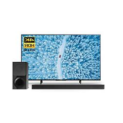 Sony XBR55X800E 55-Inch 4K Ultra HD Smart LED TV and X9000F