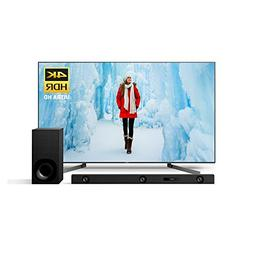 Sony XBR65X900F 65-Inch 4K Ultra HD Smart LED TV and Z9F 3.1